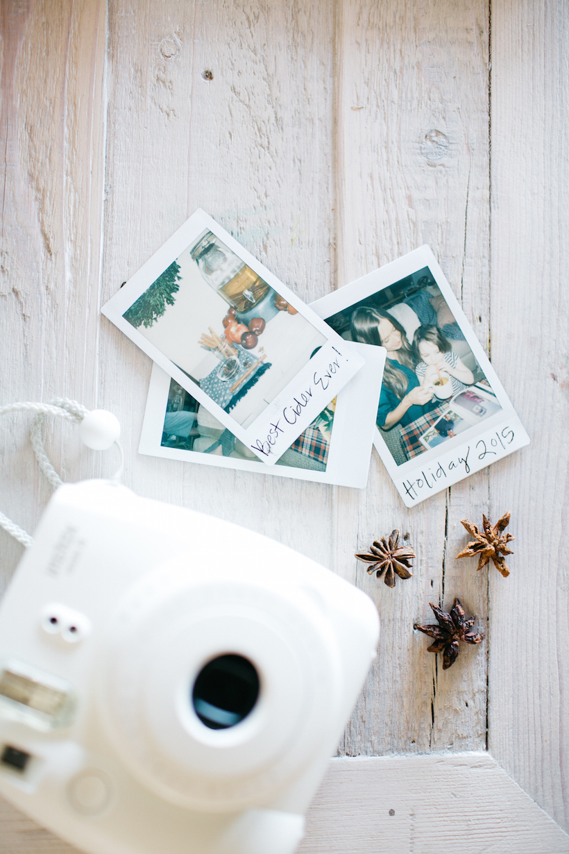 take instant photos of family during the holidays this year!