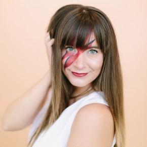 DIY David Bowie Makeup Tutorial | Camille Styles