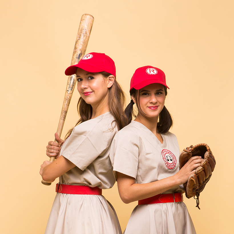 5 amazing couples halloween costume ideas camille styles a league of their own diy costume solutioingenieria Gallery