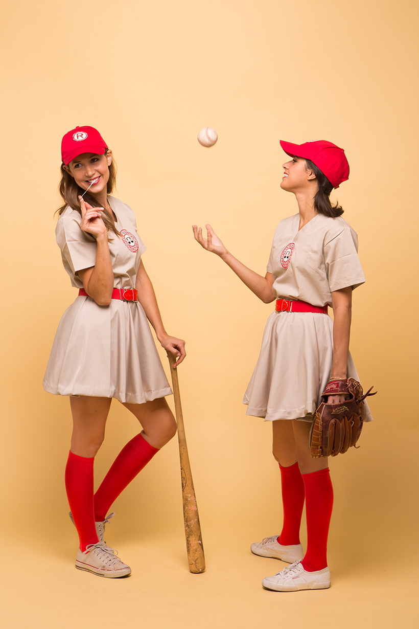 A league of their own costume camille styles a league of their own diy costume camille styles solutioingenieria