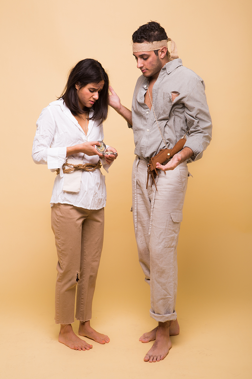 Shipwrecked Couple S Costume Camille Styles