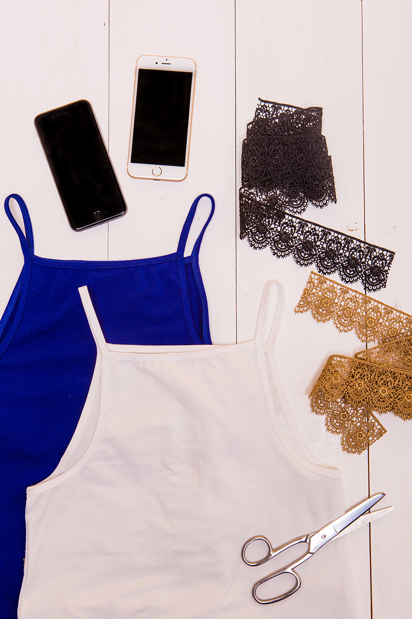 """""""The Dress"""" Costume DIY 