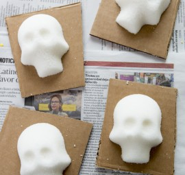 how to make and decorate your own sugar skulls