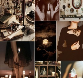 witchy halloween inspiration