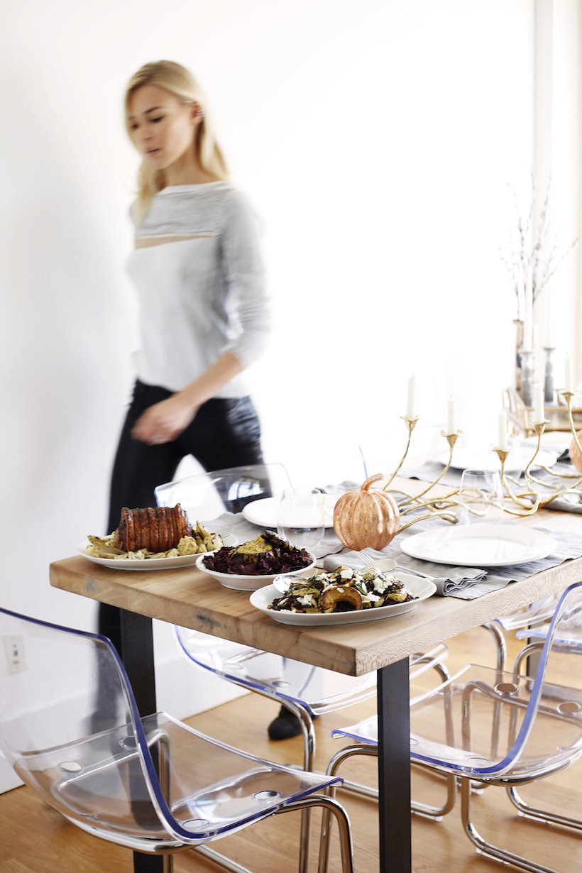 A Holiday Dinner Party   Entertaining With Britt Maren   Camille Styles