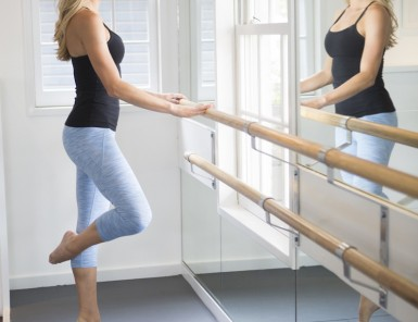 How to Do Calf Raises // 5 Workout Moves to Get in Shape for Cocktail Dress Season