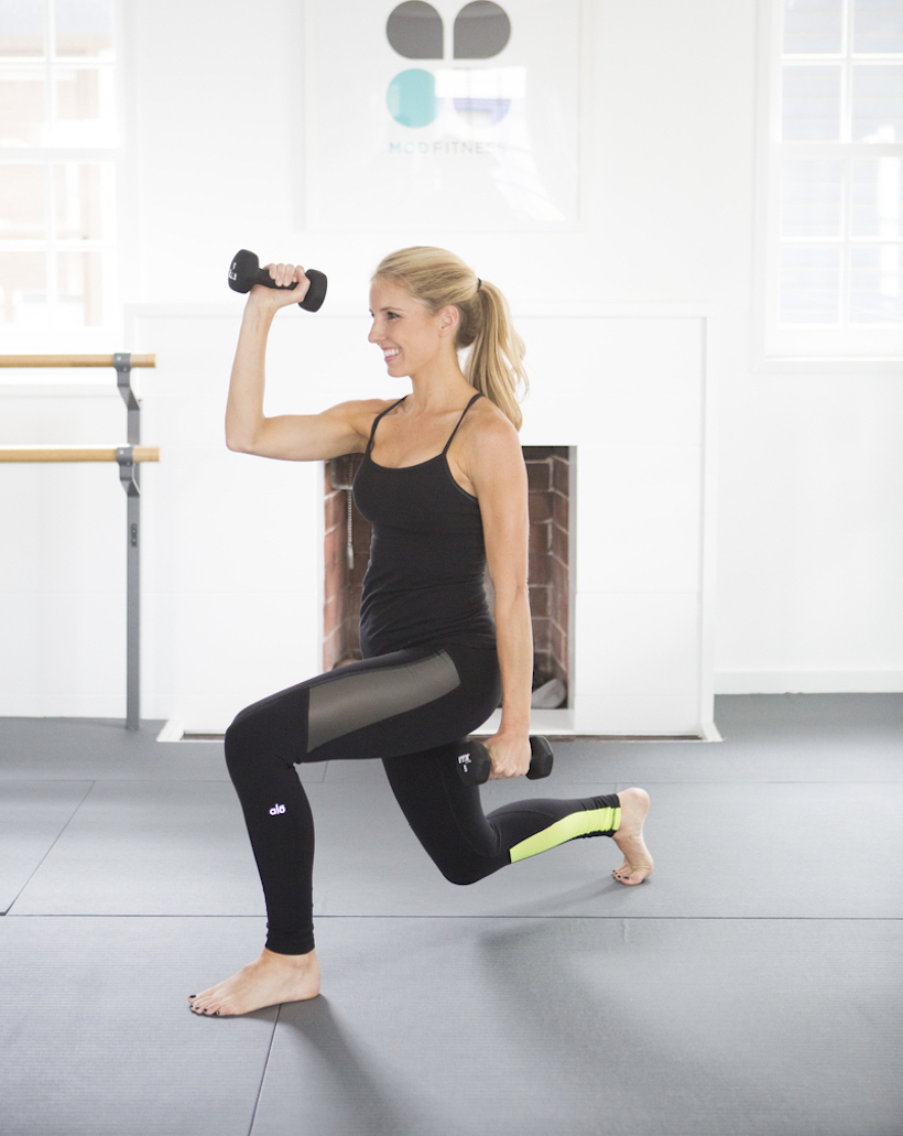 6 Cardio Moves To Do Before Thanksgiving Dinner