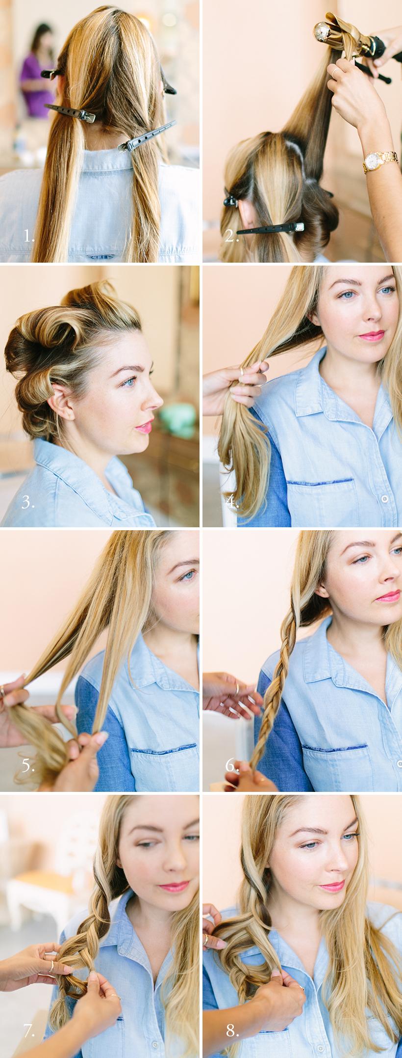 Boho side braid camille styles boho side braid hair tutorial camille styles baditri Choice Image