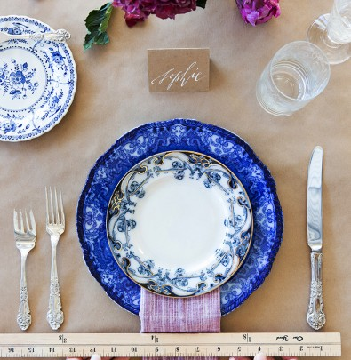 How To Set The Table: A great guide for weddings, holiday tables, and modern formal gatherings...