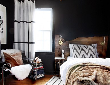 Fall, Cozy Bedroom | Bring It Home