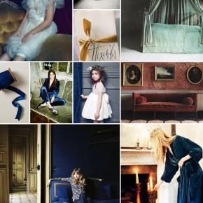 Velvet Inspiration Board   Camille Styles