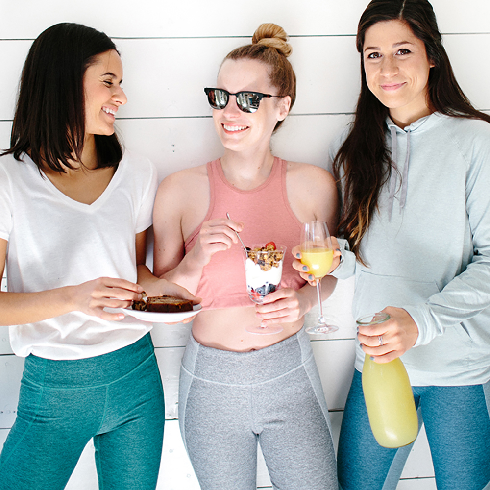 Post Workout Social | Camille Styles