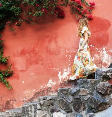 Jennifer Rose Smith in San Miguel de Allende