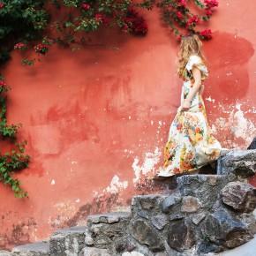 Jennifer Rose Smith in San Miguel de Allende
