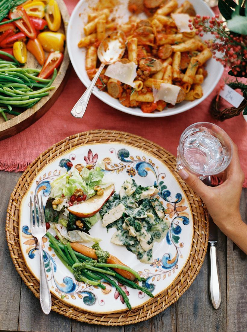 Italian Party Food