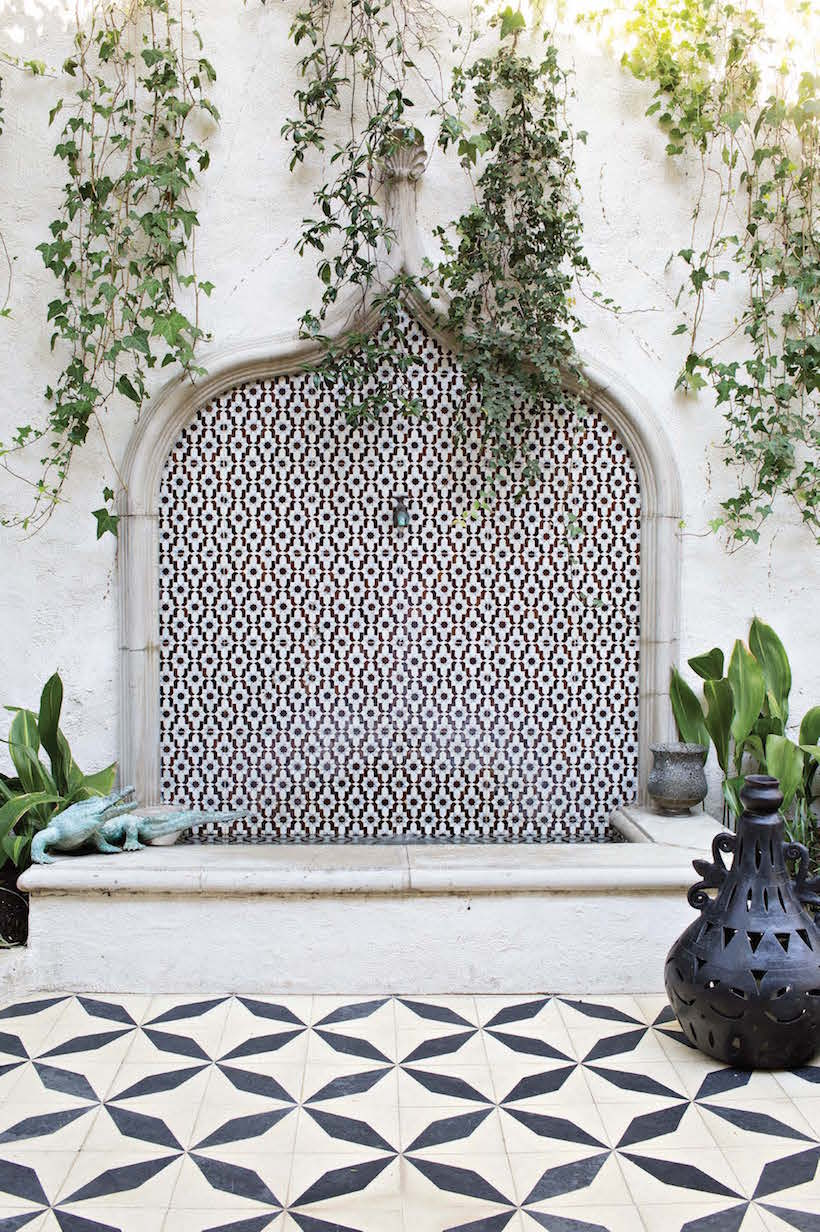7 Rooms Where Tile Stole The Show