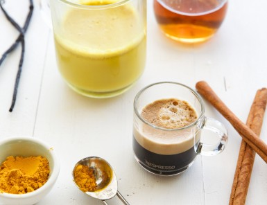 Turmeric Tea Latté Recipe