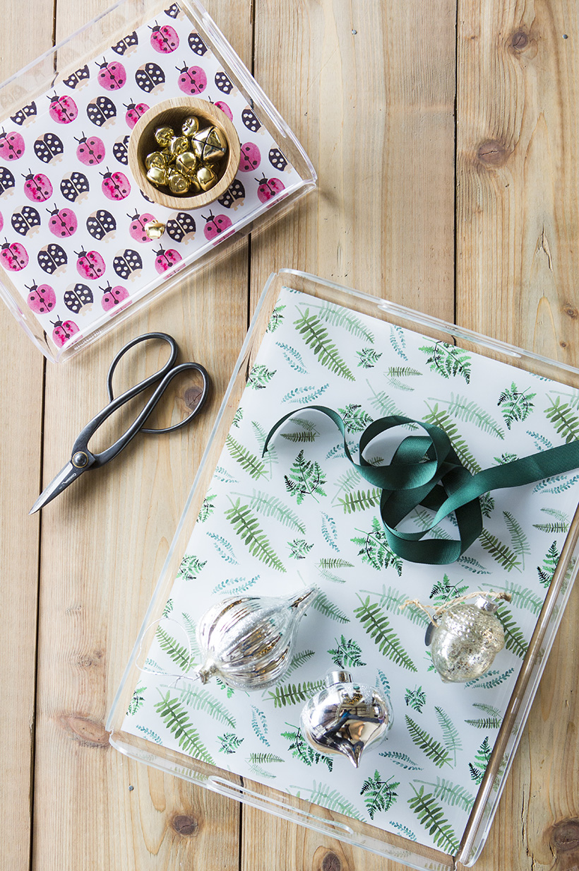 Design your own tabletop gifts using Shutterfly