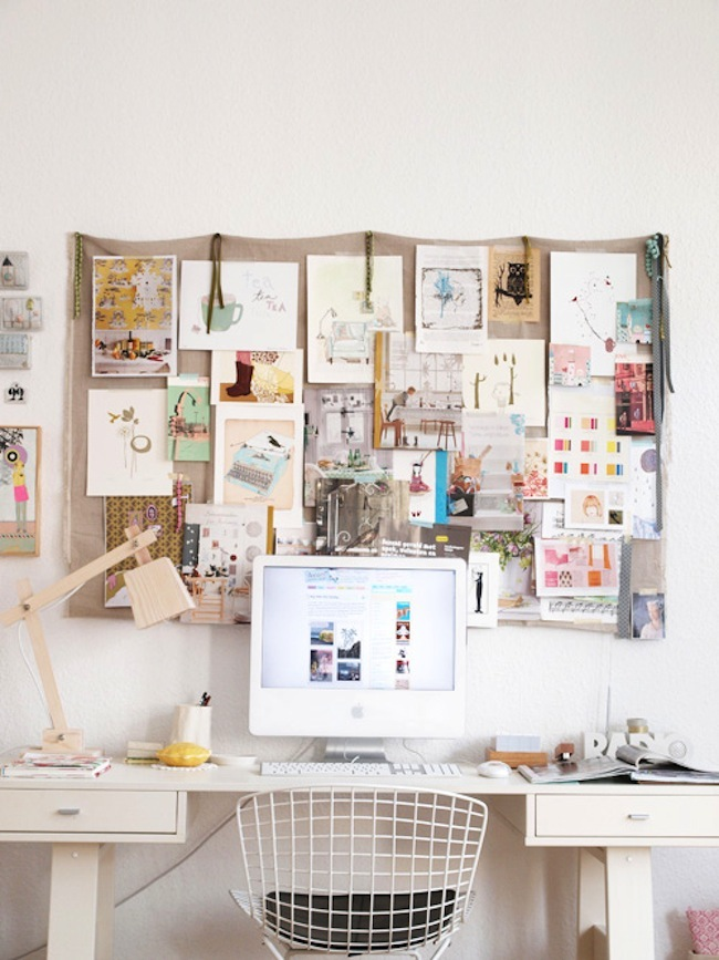 Organized Office Space Goals