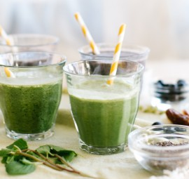 2 delicious healthy smoothie recipes