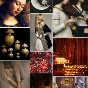 Saints Inspiration Board