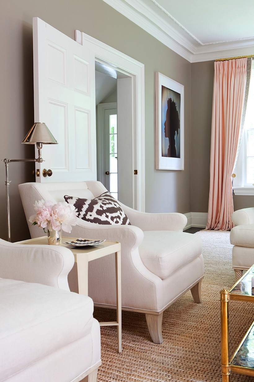 A Sophisticated Feminine Retreat - Camille Styles