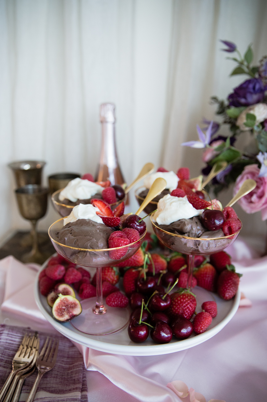 Whip Up Chocolate Mousse for Valentine's