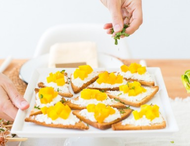 An easy party pleasing appetizer for your next get-together
