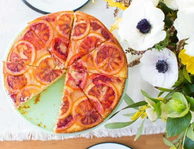 A spring cake for your spring gatherings