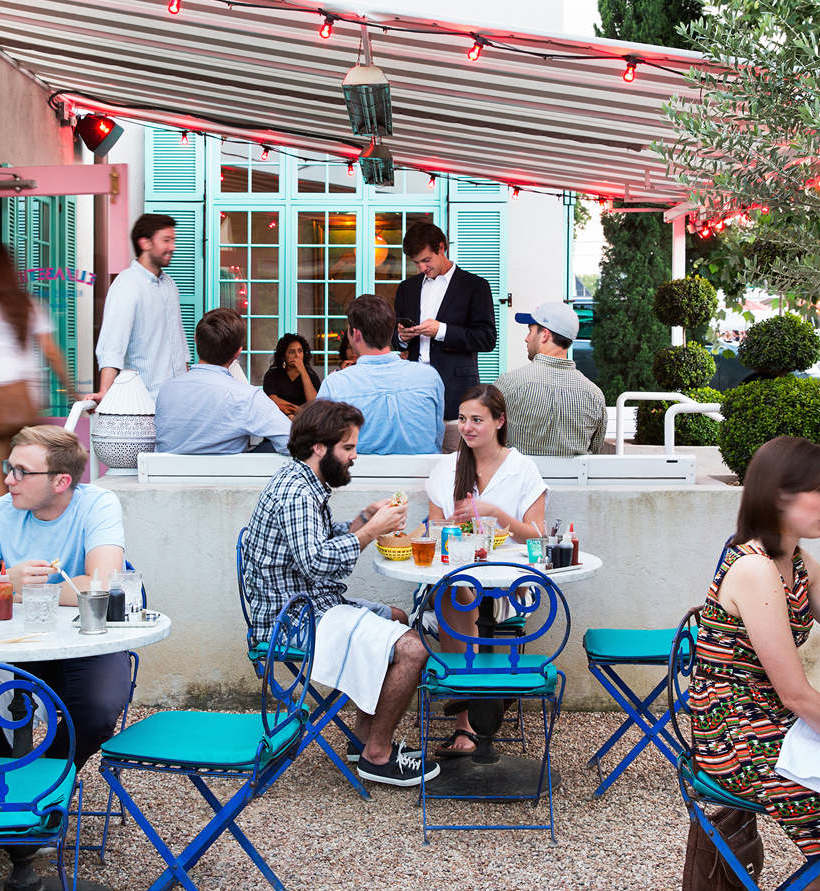 Austin Restaurant Guide Camille Styles