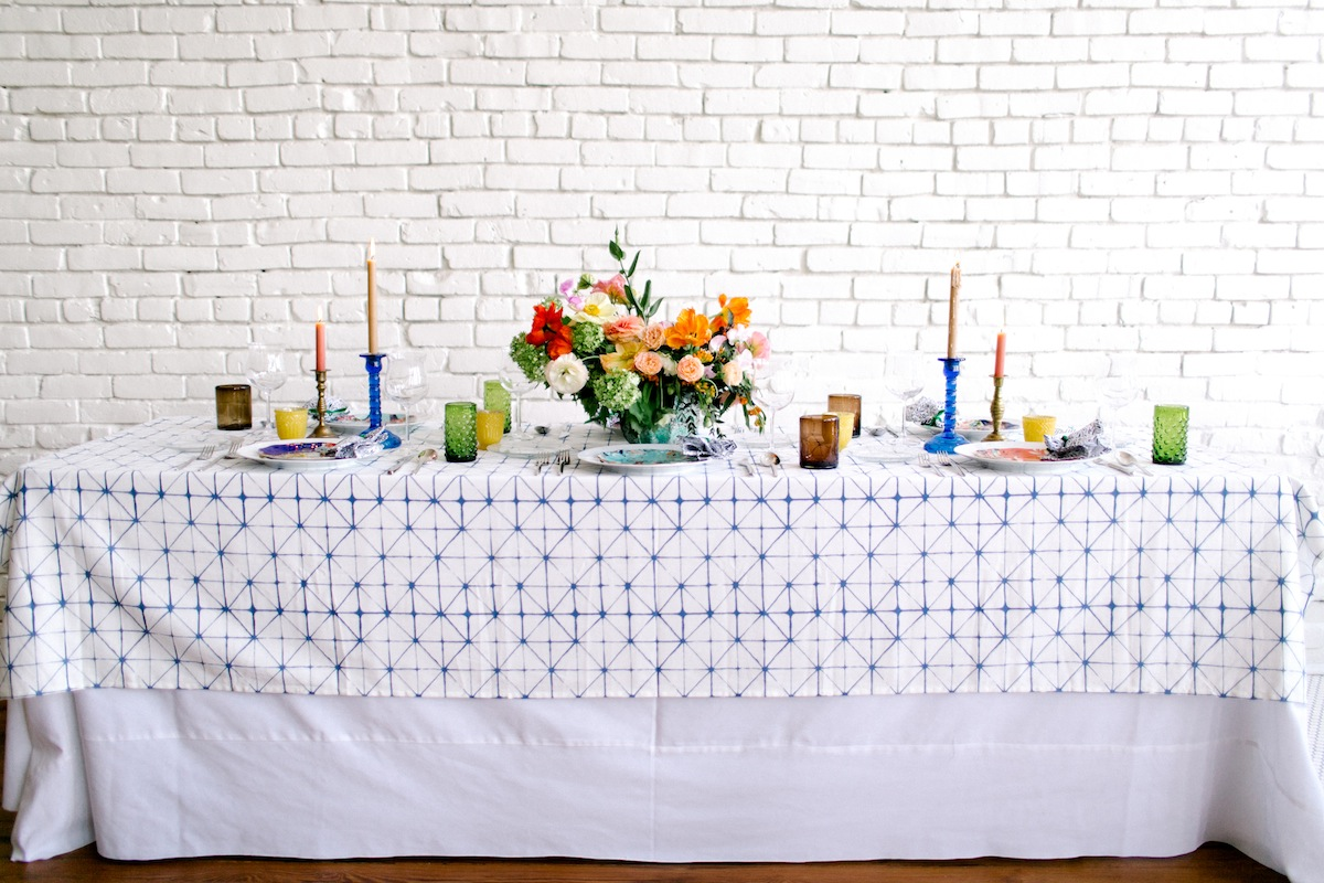 Loved learning how to put together the perfect dinner party