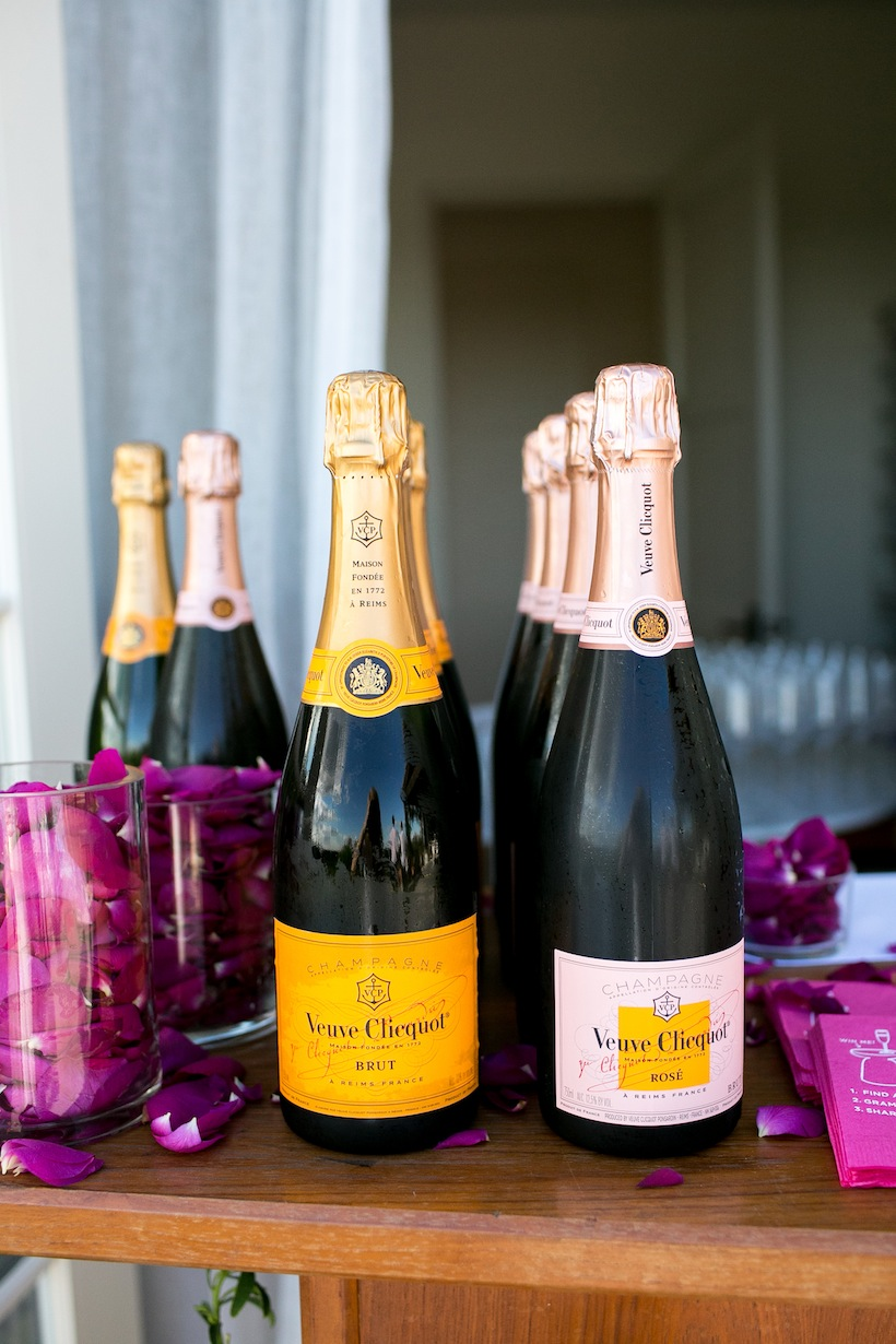 The perfect champagne brings a party together!