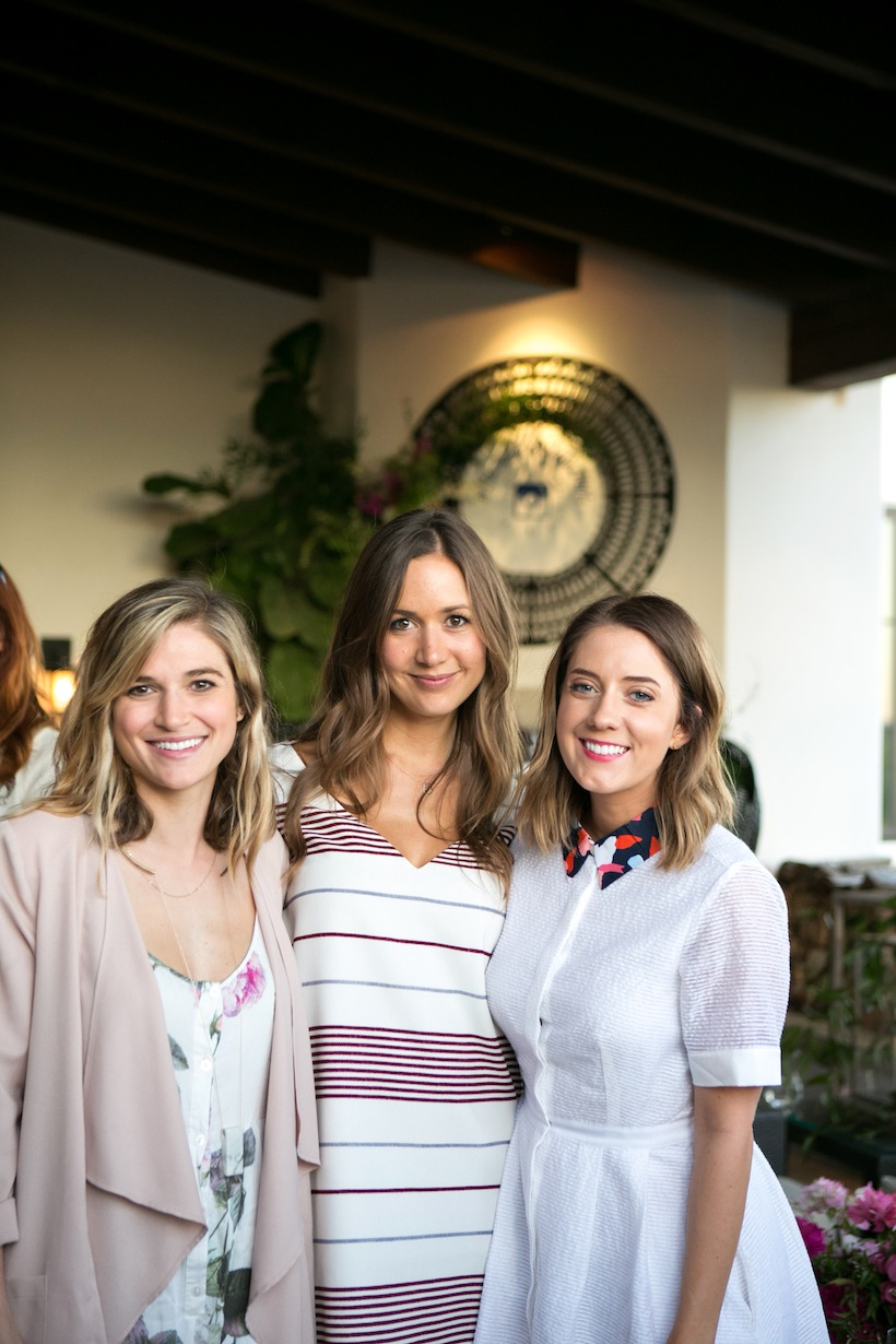 Loved seeing some of our favorite bloggers at the party