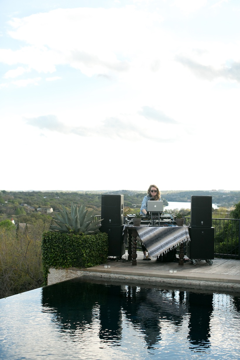 House party in the hills featuring Deejay Honeycomb