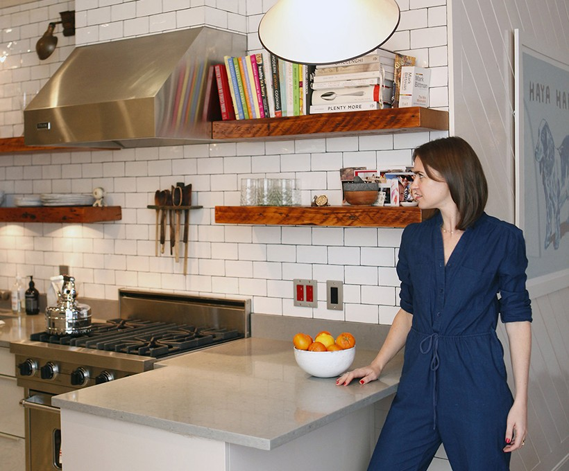 Inside the home of the impossibly chic founder of tenoverten