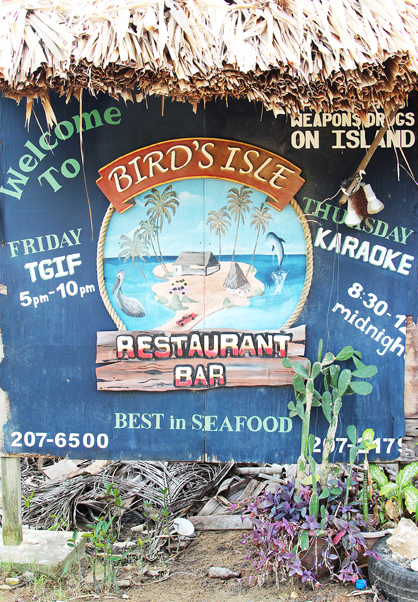 Bird's Isle Restaurant - a local favorite!