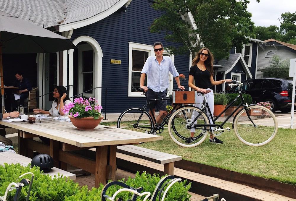 Brooklyn Bikes Date Idea