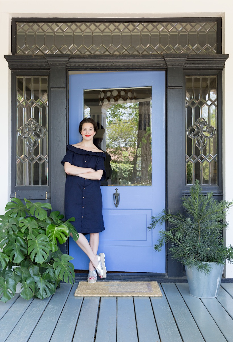 A gorgeous house tour of Kim West from Camille Styles