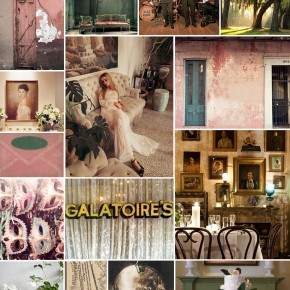 New Orleans Inspiration Board