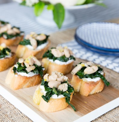 Crostini's are a crowd favorite and these are some of the easiest to make!