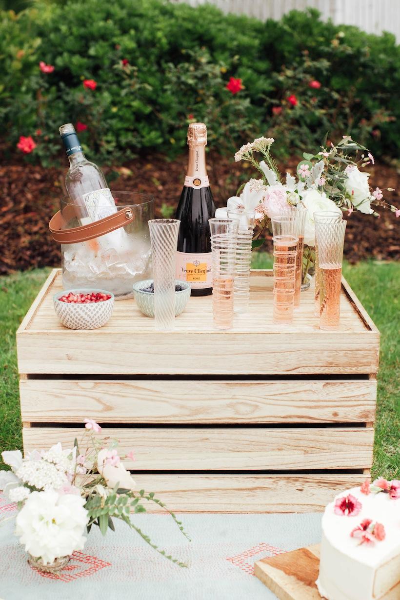 A summer picnic with Calder Clark studio