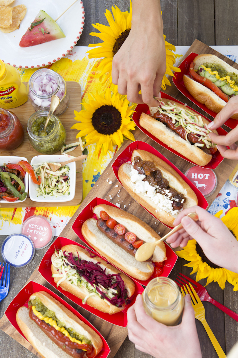 Throw An Epic Memorial Day Bash In 6 Easy Steps Camille
