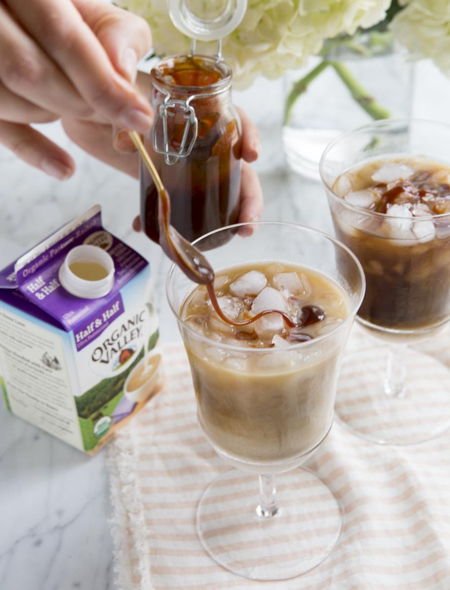 Best DIY Summer Coffee: Iced Caramel