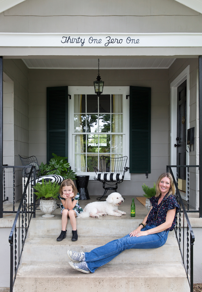 Home Tour of Austin, Texas, Interior Designer Merrilee McGehee