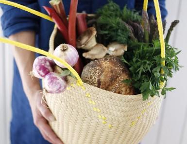 Fresh Veggies from Local Farmers' Market