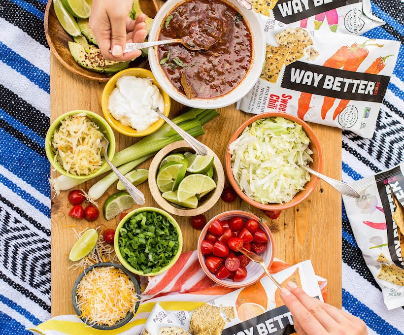 Healthy Frito Pie (seriously!)