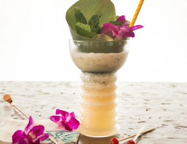 The Pearl Diver tiki cocktail recipe