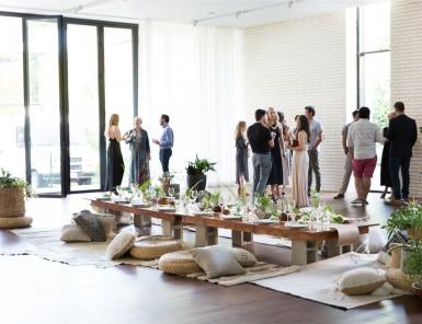 a modern botanical dinner party!