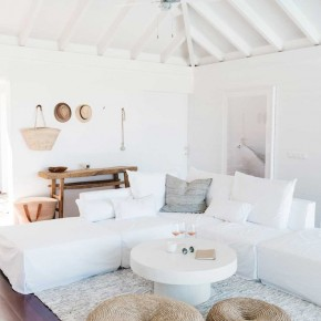 How to achieve the monochrome room trend (while still being practical)