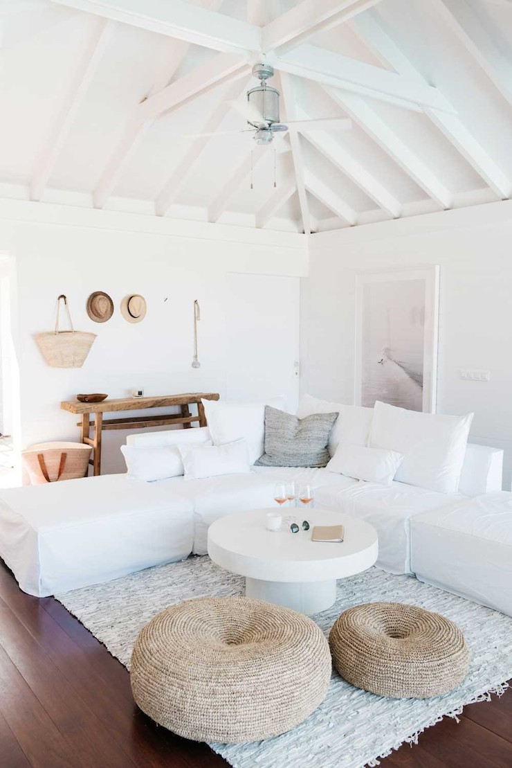 Could You Live In a Monochrome Space? - Camille Styles